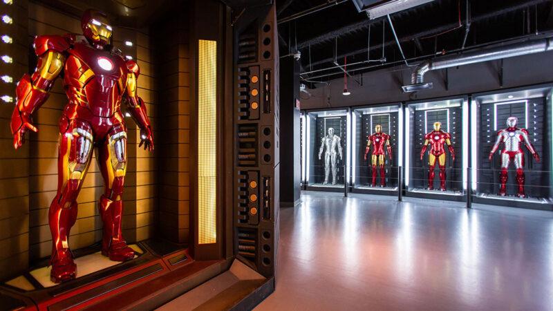 Супергерои с большого экрана едут в Канаду