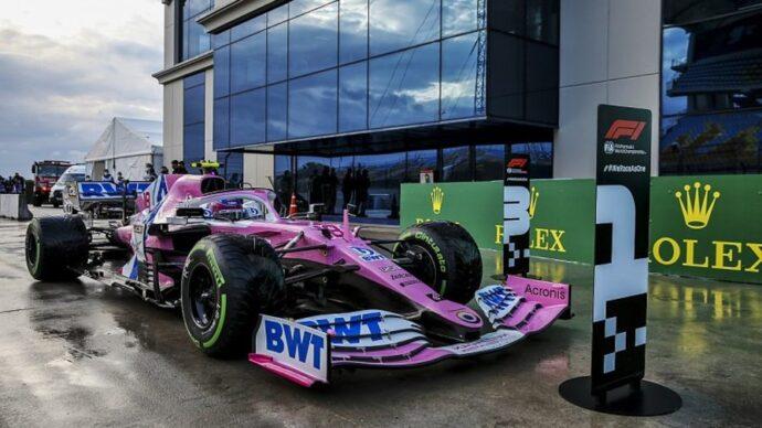 Канадец Стролл впервые стартует первым в гонках Формулы-1