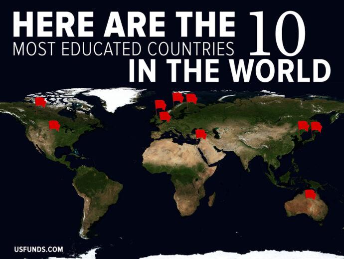 В Канаде больше всех в мире образованных граждан