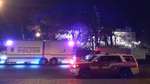 В Квебек-сити два человека убиты, пятеро ранены