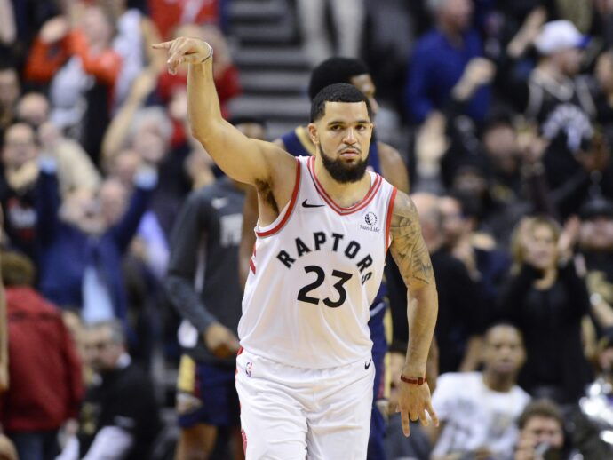 Toronto Raptors подписали контракт с ключевым игроком