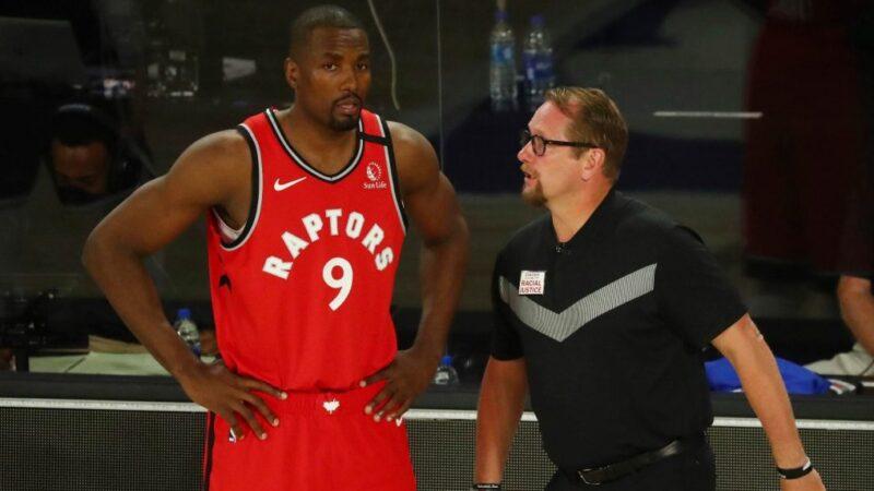 Toronto Raptors: Серж Ибака может перейти в Los Angeles Lakers?