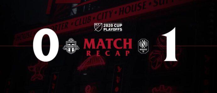 Toronto FC: лучший результат сезона и поражение в плей-офф