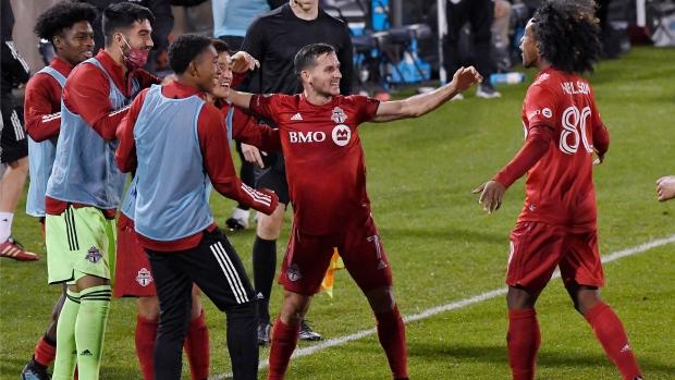 Футболисты Toronto FC могут отдохнуть дома перед плей-офф