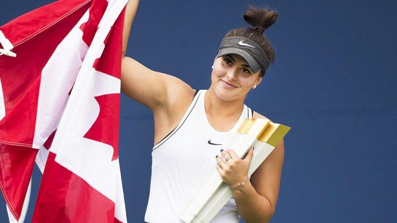 Первая теннисистка Канады возвращается