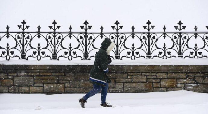 Канадская зима проявит дурной характер