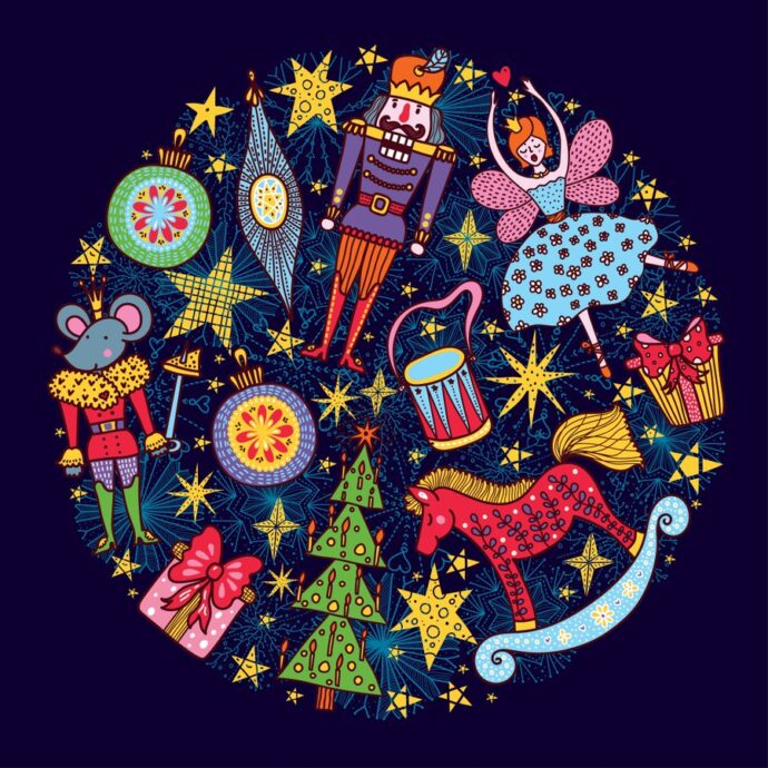 В Рождество и Новый год можно посмотреть балет «Щелкунчик»