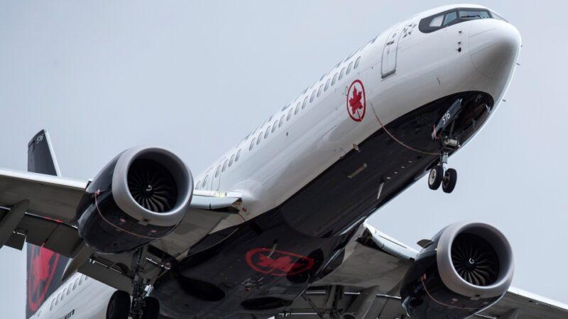 Канада возвращает Boeing 738 MAX в небо