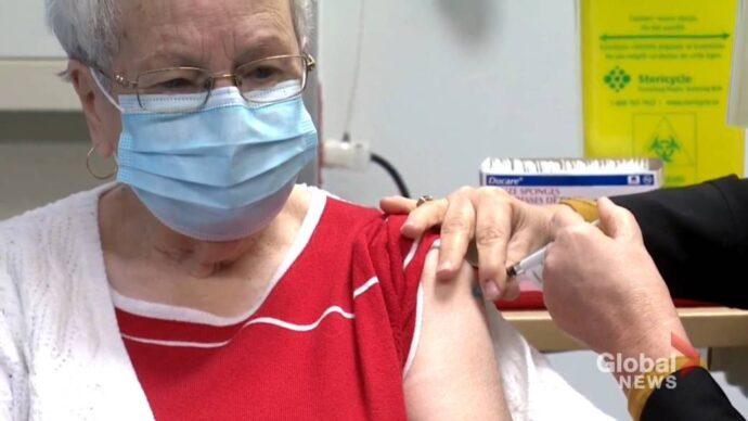 Нью-Брансуик начал вакцинацию против COVID-19