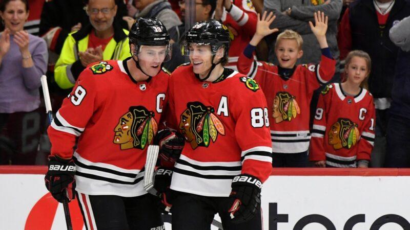 НХЛ: Chicago Blackhawks будут играть под старым именем