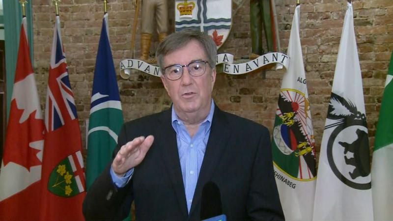 Мэр Оттавы не согласен с введением локдауна в столице Канады