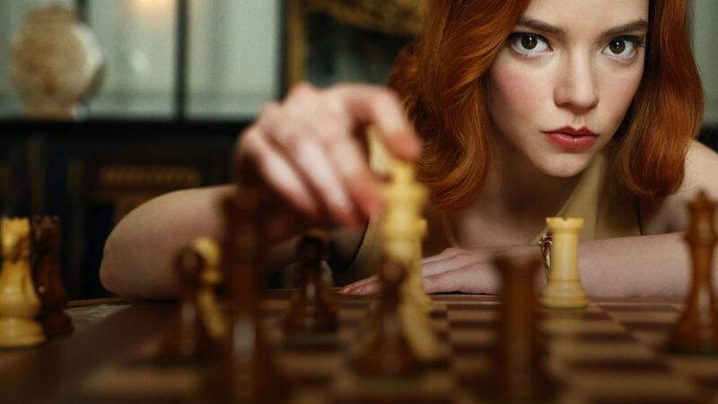 «Ход королевы» поднимает тему сексизма в шахматах