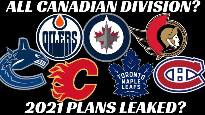 НХЛ: особый канадский дивизион в новом сезоне?