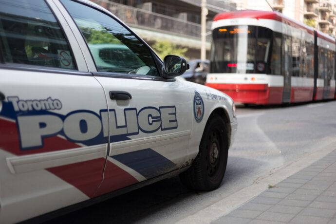 Серия ограблений в Торонто