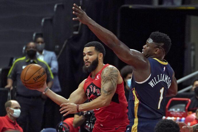 Toronto Raptors: поражение в первом матче сезона