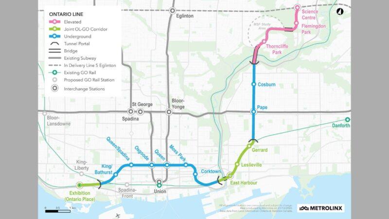 Новая линия метро: опоздание на три года