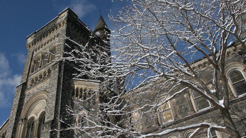 Торонтский университет— в десятке лучших по устройству на работу
