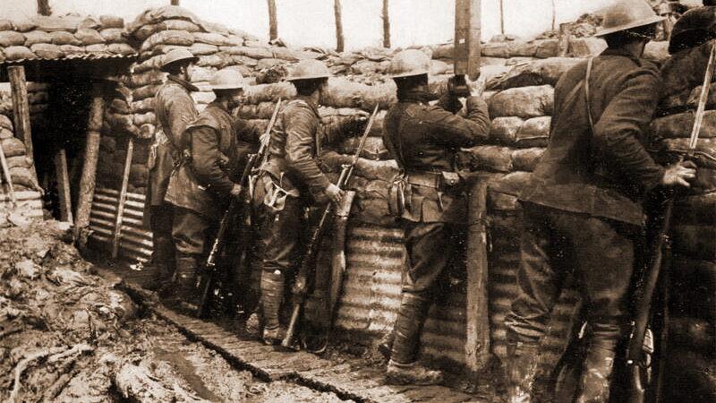 Останки солдата Первой Мировой буду захоронены в Бельгии