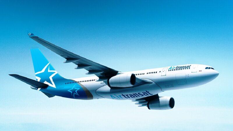 Air Transat отменяет все рейсы