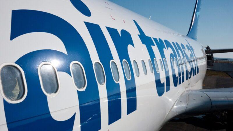 Air Transat отменил рейсы из Торонто
