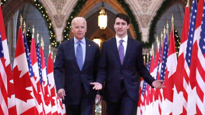 Переговоры Байден-Трюдо: Канада и Штаты будут дружить еще крепче