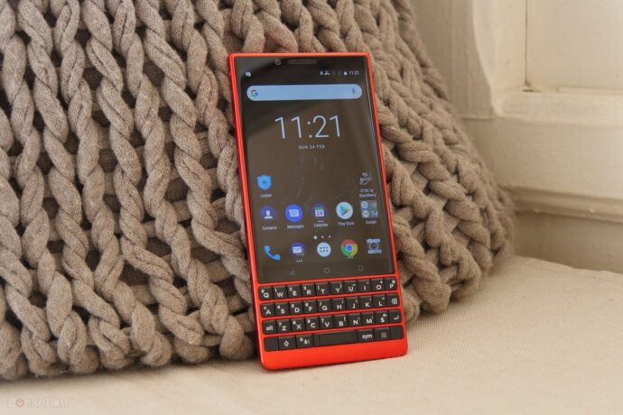 «I'll be back». Возвращение блудного канадского BlackBerry