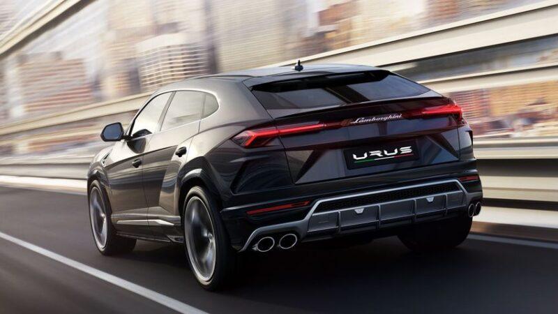 Lamborghini Urus до сих пор числится в угоне
