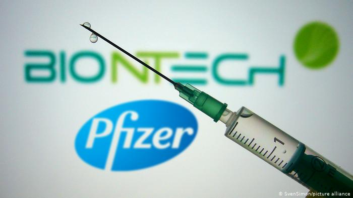 Перестройка Pfizer привела к задержкам в поставках вакцины