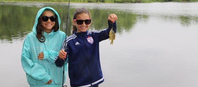 Рыба из озера Онтарио вполне съедобна