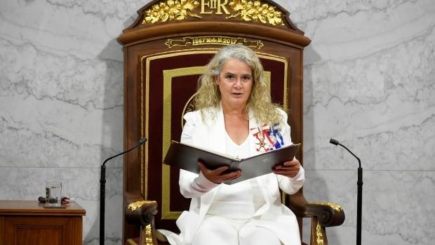 Генерал-губернатор Канады ушла в отставку