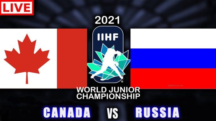 Канада разгромила российскую молодежку в полуфинале