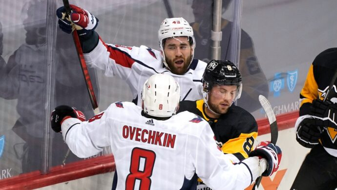 НХЛ оштрафовала команду Овечкина