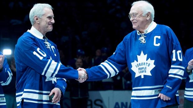 Умер легендарный капитан Toronto Maple Leafs