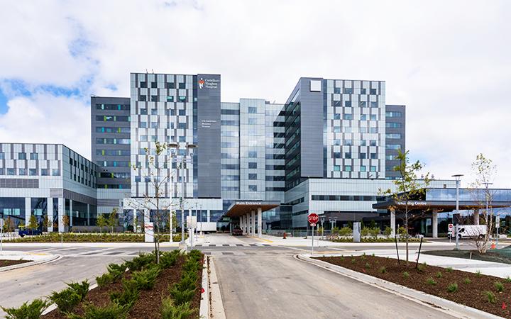 В новой больнице будут пока лечить только от COVID-19