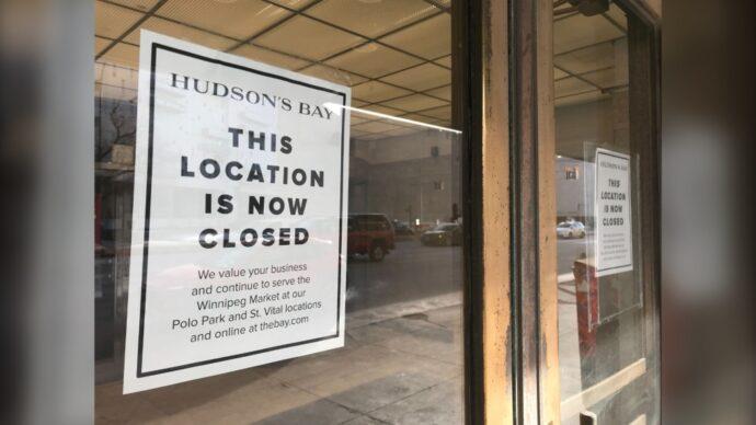 Hudson's Bay увольняет 600 служащих