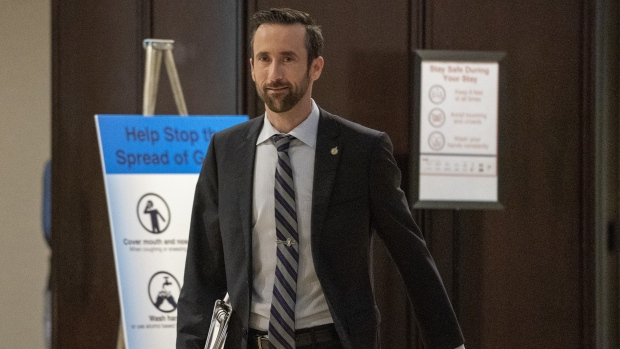 Депутата исключили из фракции канадских консерваторов
