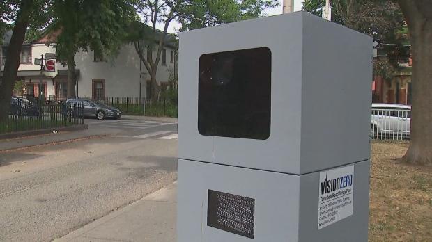 Уличные фото-радары в Торонто уже «выписали» 53 000 штрафов
