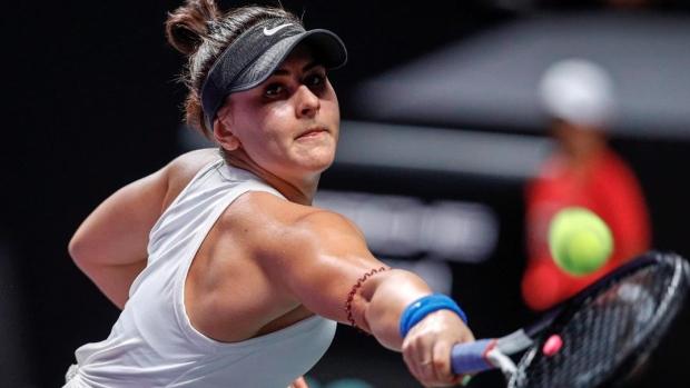 Australian Open: пять канадцев