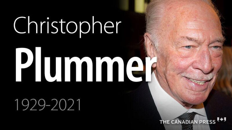 Скончался легендарный актер Кристофер Пламмер