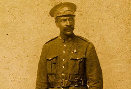 Чернокожий герой, так и не получивший боевую медаль