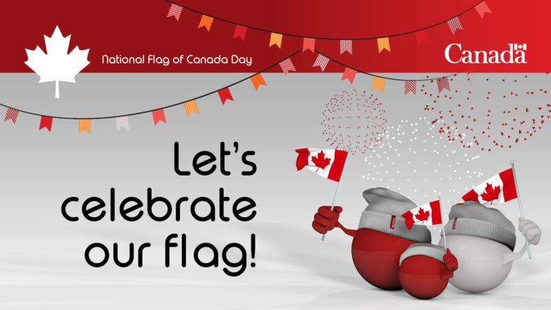 Сегодня— День национального флага Канады