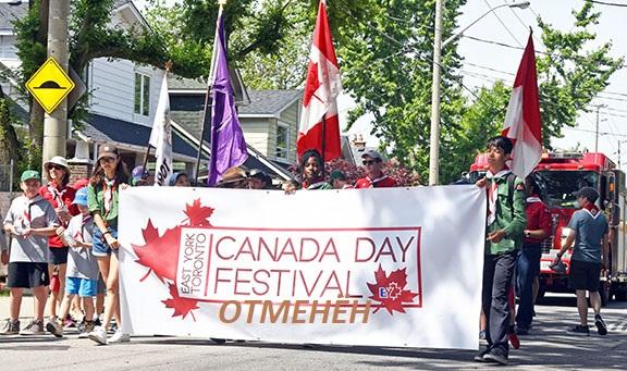 Торонто отменяет праздники и фестивали