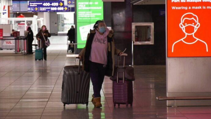 Влетающим в Онтарио придется пройти тест на коронавирус