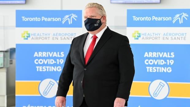 Премьер Онтарио не спешит открыть экономику