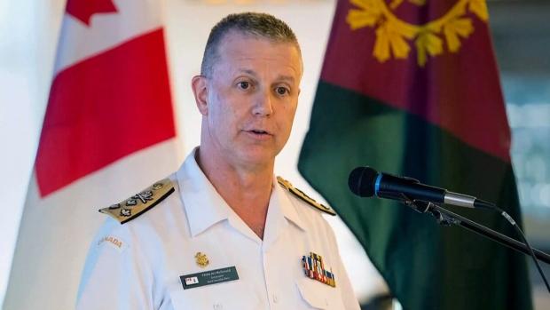 Очередная отставка очередного начальника генштаба Канады
