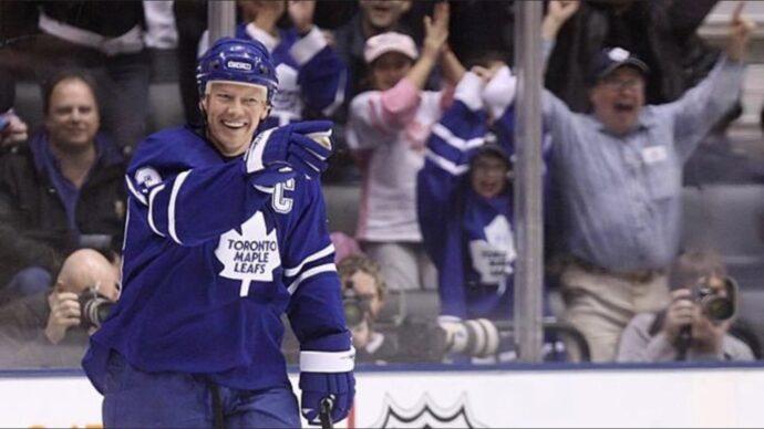 Toronto Maple Leafs: бывшему капитану сегодня стукнуло 50