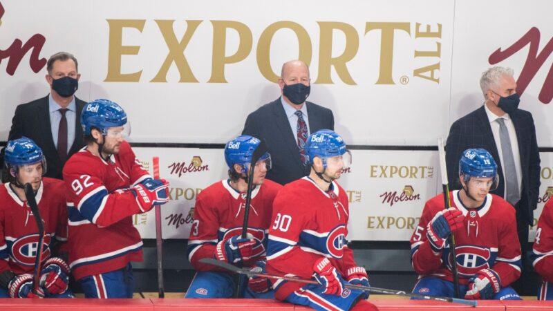Montreal Canadiens: смена тренеров