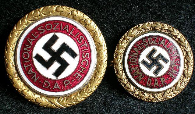 В канадском антикварном магазине продается картинка Гитлера