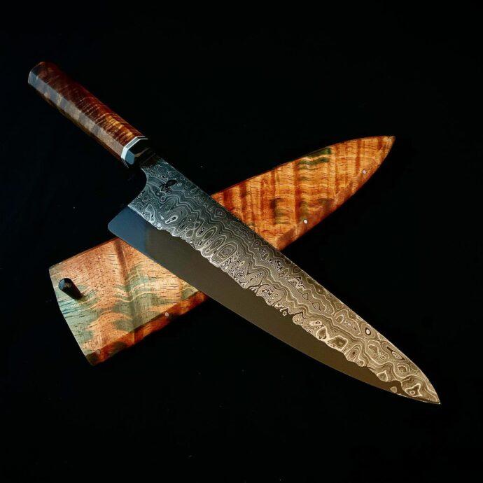 Ножи-шедевры Кейси Виленского