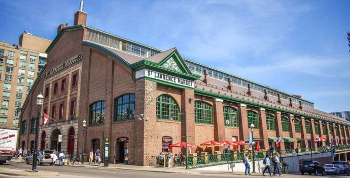 Продукты с рынка— на дом, но только в центре Торонто